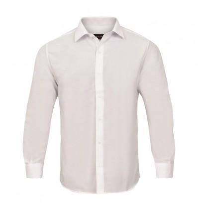 Camisa lisa slim fit M/L
