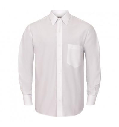 Camisa de vestir con bols M/L