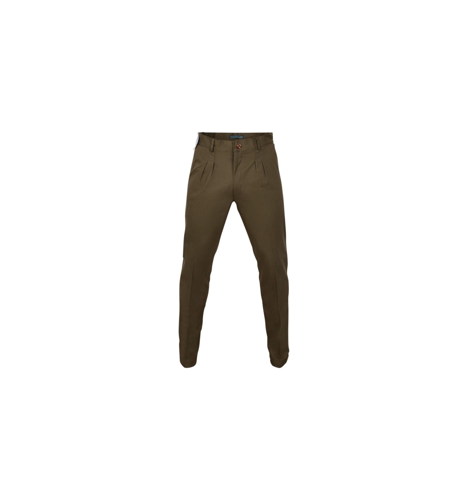 504c5bc832d31 Pantalón de gabardina corte clásico - Venta de ropa al por mayor ...